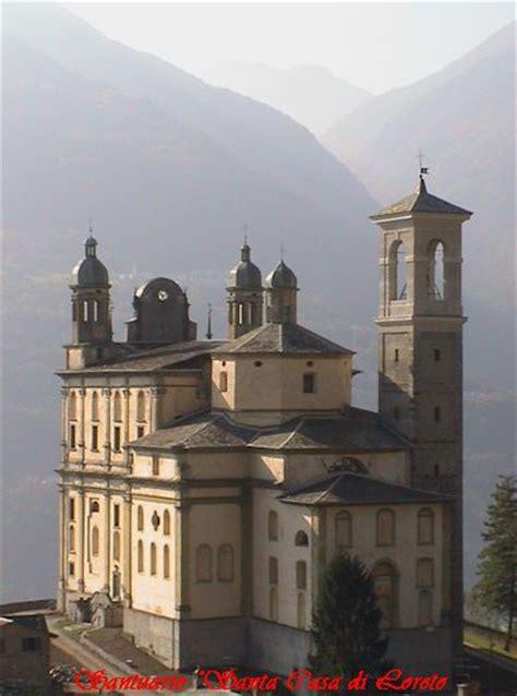santuario santa casa di loreto tresivio sondrio santuario santa casa di loreto