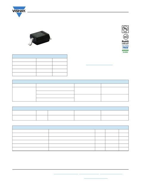 zener diode y4 bzx384c3v9 g datasheet pdf pinout small signal zener diodes