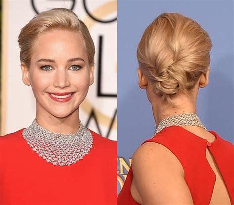 short hairstyles golden globes red carpet hairstyles top celebrity hair golden globes 2016