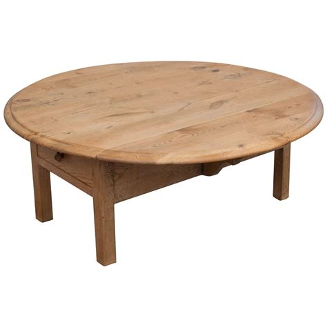 Drop Leaf Coffee Table Pine Drop Leaf Coffee Table At 1stdibs