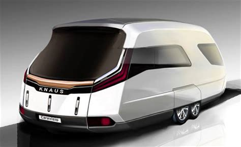 Motorhome Awning Caravan Of The Future Set For Exclusive Uk Debut At Nec