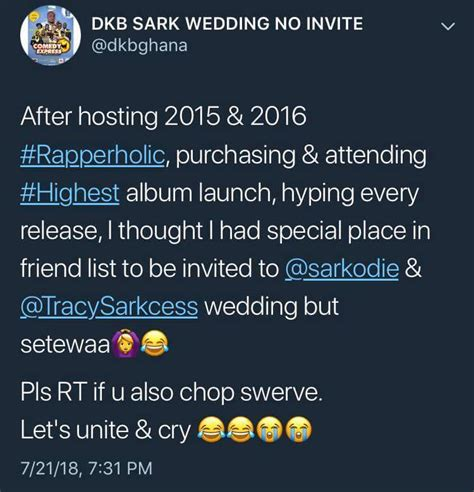 Can T Invite Everyone To Wedding