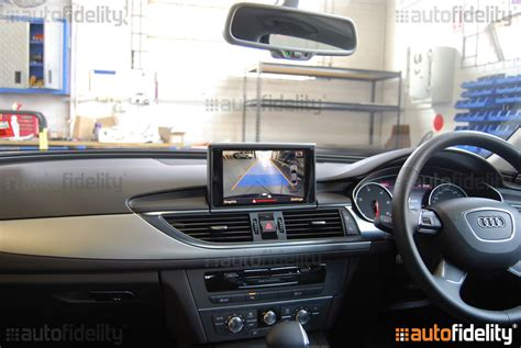 Audi Parking System by Audi Parking System Advanced Rear View Camera System For