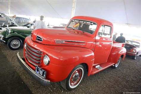 1950 ford truck specifications