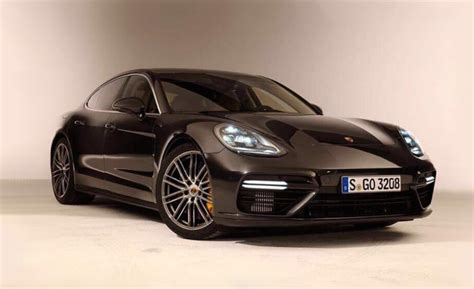 panamera porsche 2017 2017 porsche panamera turbo revealed in leaked images