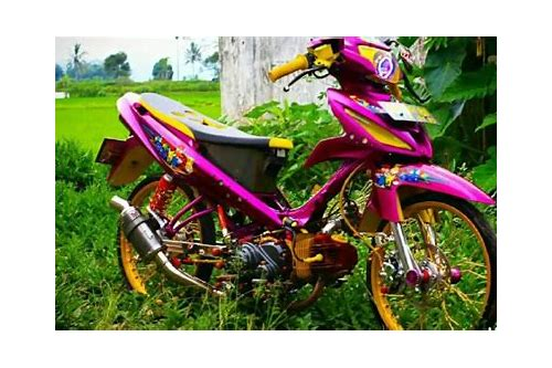 descargar foto modifikasi motor vega r 2006