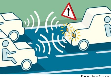 Vehicle to Vehicle Communication Gets More Funding