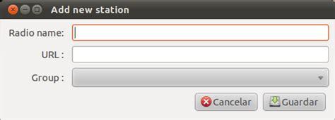 cadena ser ourense dial escuchar la radio con un indicator en ubuntu radio tray