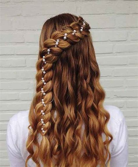 hairstyles for long hair eid best eid hairstyles for pakistani girls 1 fashioneven