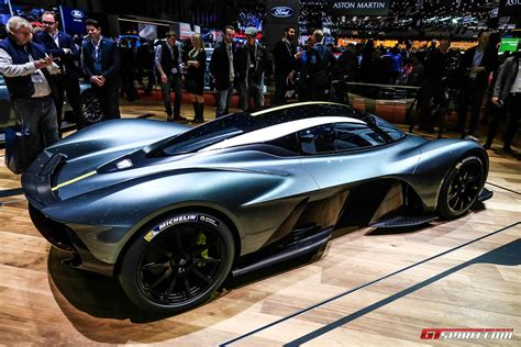 aston martin supercar 2017 aston martin valkyrie at geneva 2017 05 supercars net