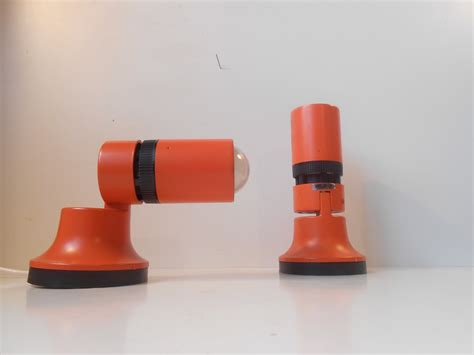 Kenmaster Plastik Stand Meter Pln Orange philips industri spots 1970 erne retro design dk