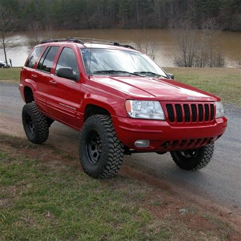 lifted jeep red 1000 images about jeep on pinterest jeep grand cherokee