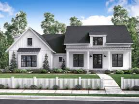 Rambler House Eplans Farmhouse House Plan Compact Farmhouse Ranch