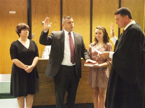 Iredell County Clerk Of Court Records Mixson Takes Oath As Iredell S Clerk Of Court News
