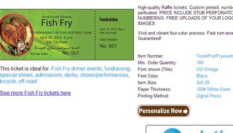 5 fish fry flyer templates af templates