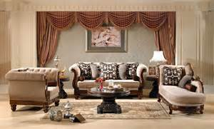 Luxurious traditional style formal living room furniture set hd 462