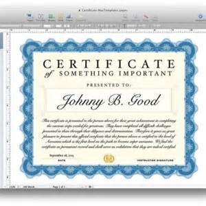 certificate mactemplates