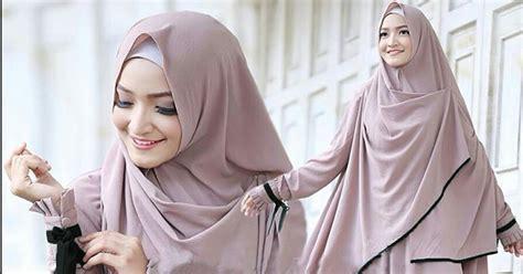Khimar Syari Elsa ayuatariolshop distributor supplier gamis tangan pertama