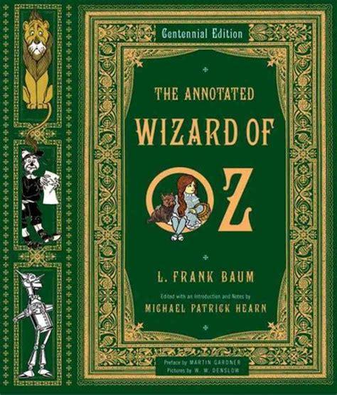 the wonderful wizard of oz books l frank baum npr