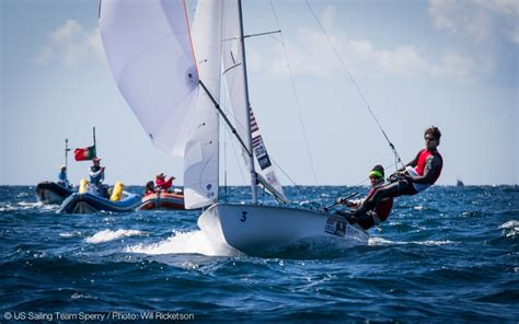 olympic boat u s olympic sailing team chosen to race for medals in rio