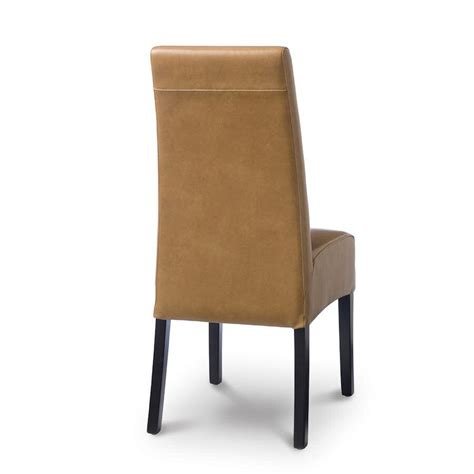 Palecek Dining Chairs Palecek Hudson Leather Dining Chair 7841 7849