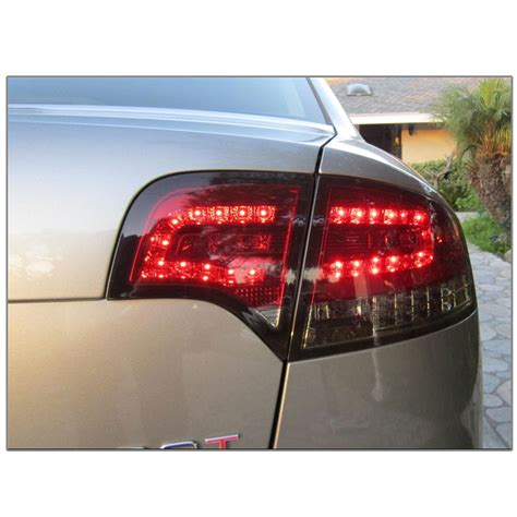 led außenleuchte 05 08 audi a4 s4 rs4 4dr sedan style led