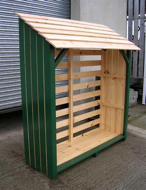 Shed With Wood Store by 25 Best Ideas About Log Store On Wood Store