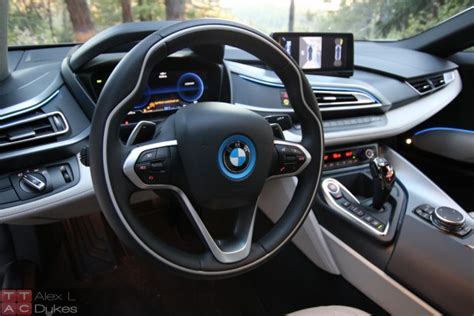 bmw supercar interior 2016 bmw i8 review the quot affordable quot plug in supercar