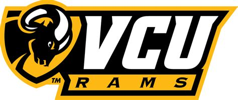 vcu colors virginia commonwealth rams alternate logo 2014 vcu