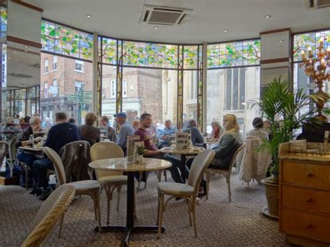 Tea Room Cafe by Lunch At Bettys Picture Of Betty S Cafe Tea Rooms York
