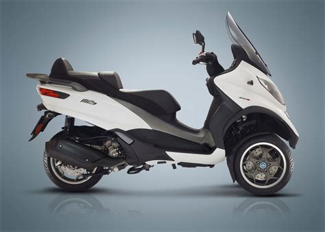 Mp3 Motorrad by 2018 Piaggio Mp3 300 Sport Lt Abs Asr Review Totalmotorcycle