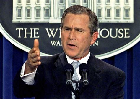 george w bush shocked saddam hussein didn t believe he would invade judge silberman george w bush didn t lie to lead us to