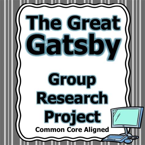 themes and lessons in the great gatsby great gatsby group research project pinterest gatsby