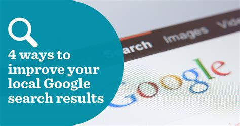 4 ways to increase your 4 ways to improve your local search results deluxe