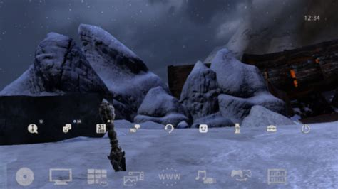 ps4 themes aus uncharted 2 among thieves dynamic theme on ps4