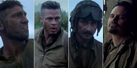 wardaddy hairstyle search results for brad pitt fury haircut name black