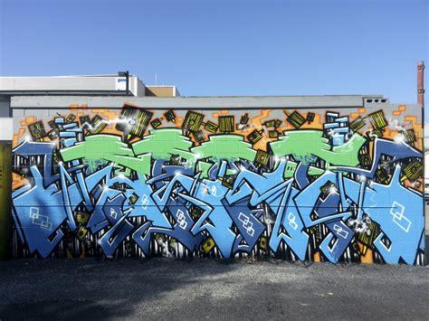 Wall Murals Brisbane november reign week one photos ironlak ironlak