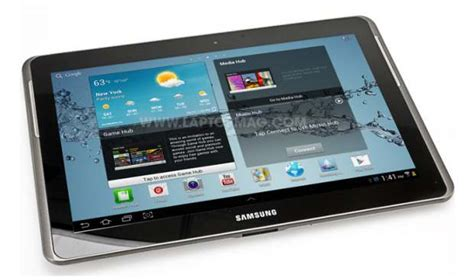 Samsung Tab 10 Inch Second samsung s 10 inch galaxy tab 2 gets a price drop of rs