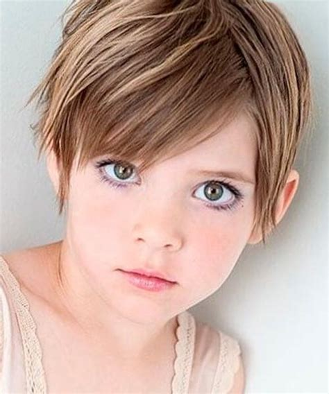 hairstyles for girl child with short hair photo gallery of little girl short hairstyles pictures