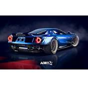 Ford GT Rocket Bunny By Adry53 On DeviantArt