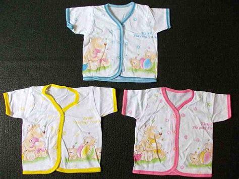 Promo Set Baju Pendek 3 In 1 Baby Motif Cutes baju bayi baru lahir lengan pendek titiku 3 pcs toko perlengkapan bayi baru lahir