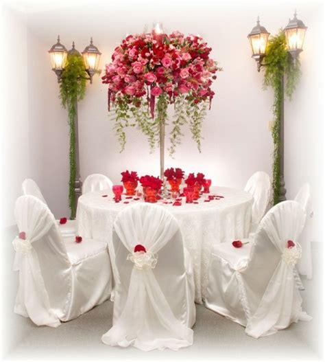 Blumendekoration Hochzeit Tisch by Atemberaubende Blumendeko F 252 R Hochzeit Archzine Net