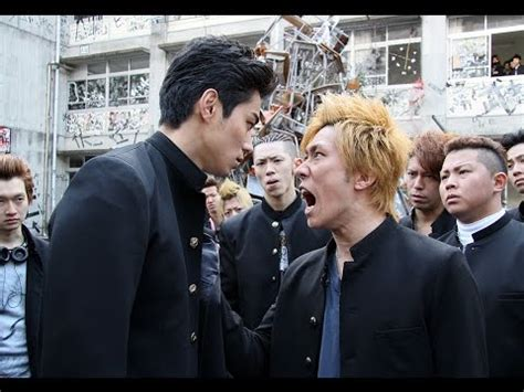 film genji sunda crows zero 2 final battle genji vs rindaman funnycat tv