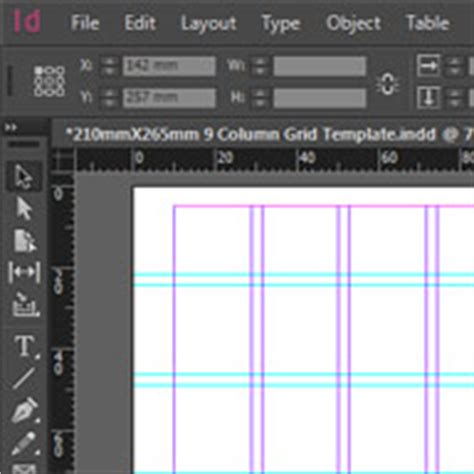 indesign grid template free indesign templates crs indesign templates