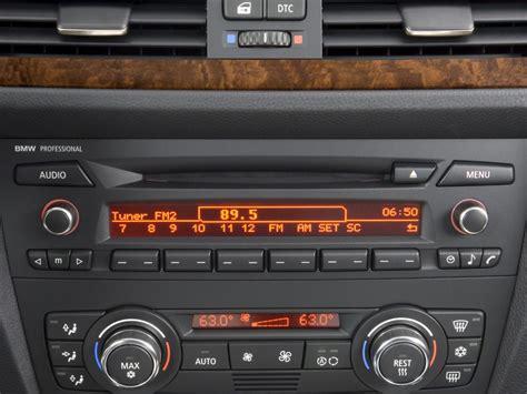 bmw audio system image 2008 bmw 3 series 2 door coupe 328i rwd audio