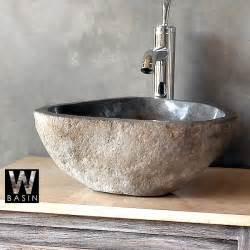 Stone Vanity Basins Stone Bathroom Vessel Sinks