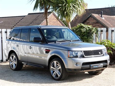 land rover gray used orkney grey land rover range rover sport for sale