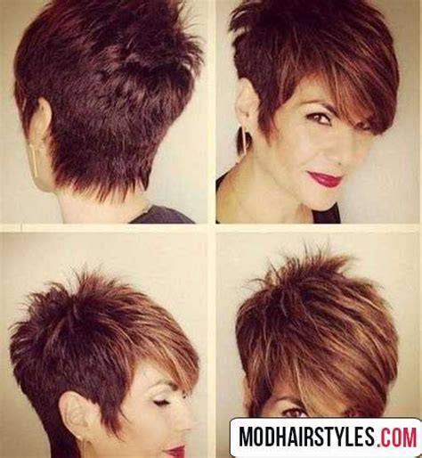 short hairstyles showing all angles short pixie haircuts and 20 great pixie hairstyle ideas