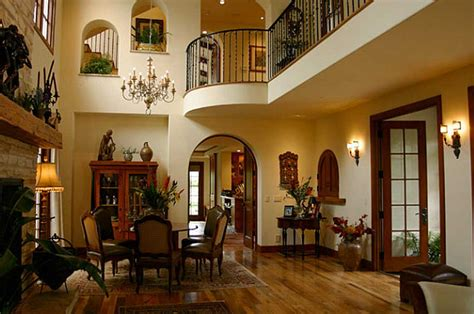 interior spanish style homes spanish style homes interior with cream wall paint color