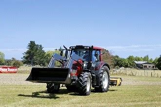 best tractors 2014   valtra n113 review   top tractor shootout